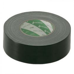 Penn Elcom Nichibann tape zwart, rol 50mm x 50mtr